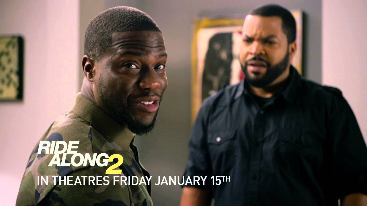 """Download Ride Along 2 - """"Real Husbands of Hollywood - Hart Sized Edition""""  (HD)"""