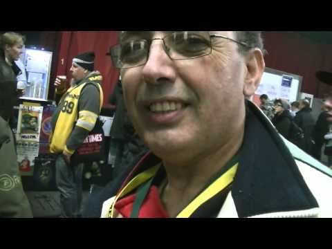 Cannabis Cup 2011 Marco Renda Treating Yourself