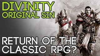 Divinity: Original Sin - Return of the Classic RPG?