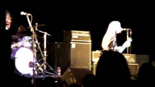 Watch Lita Ford Garden video