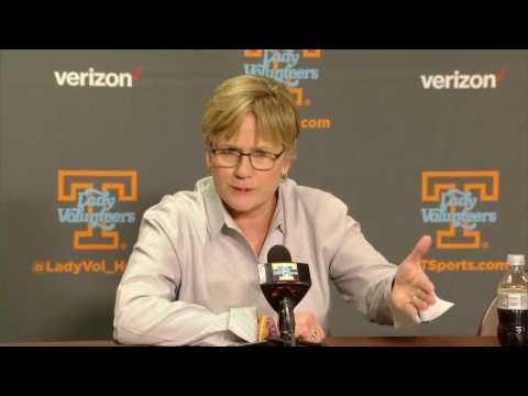 Lady Vols vs. Missouri Post Game Press Conference