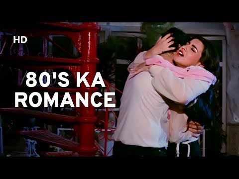 80's Romantic Scene | Sunny Deol | Amrita Singh | Betaab | Hindi Romantic Movie