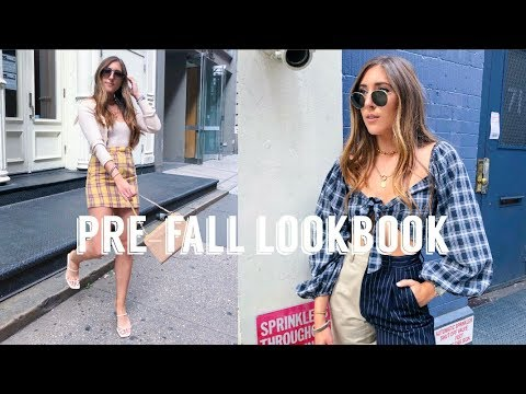 [VIDEO] - 4 OUTFITS TO TRANSITION INTO FALL IN 2019 || PRE-FALL LOOKBOOK 4