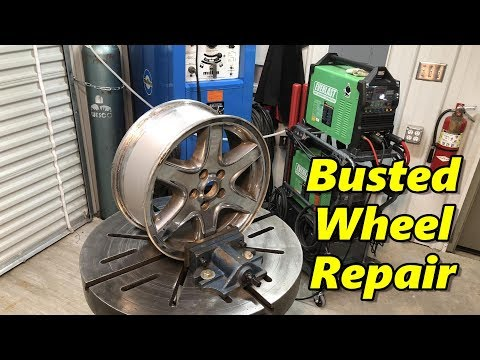 SNS 239: Aluminum Wheel Repair