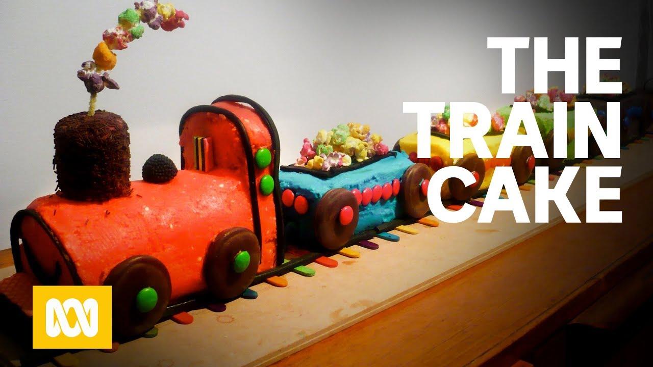Why Do We Still Love The Train Cake
