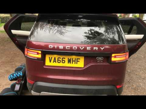Discovery Land Rover 3.0L HSE Luxury Review May 2017