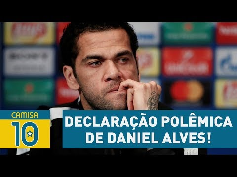 Essa fala do Daniel Alves causou POLÊMICA em todo o MUNDO!