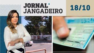 🔴 AO VIVO: Jornal Jangadeiro 2ª edição 18/10/21 - Bloqueio tráfego Centro, golpe CNH Popular