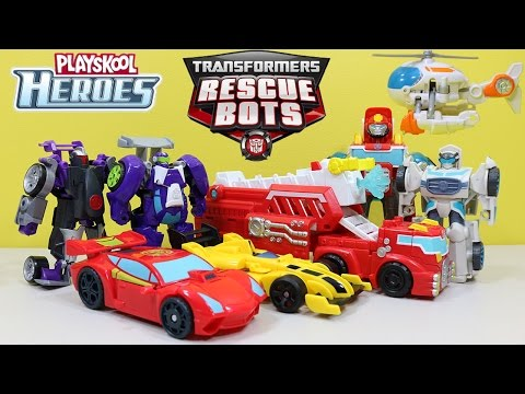 new-best-of-transformers-rescue-bots-part-2