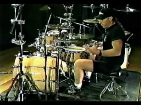 Mike Terrana: Double Bass Mechanics
