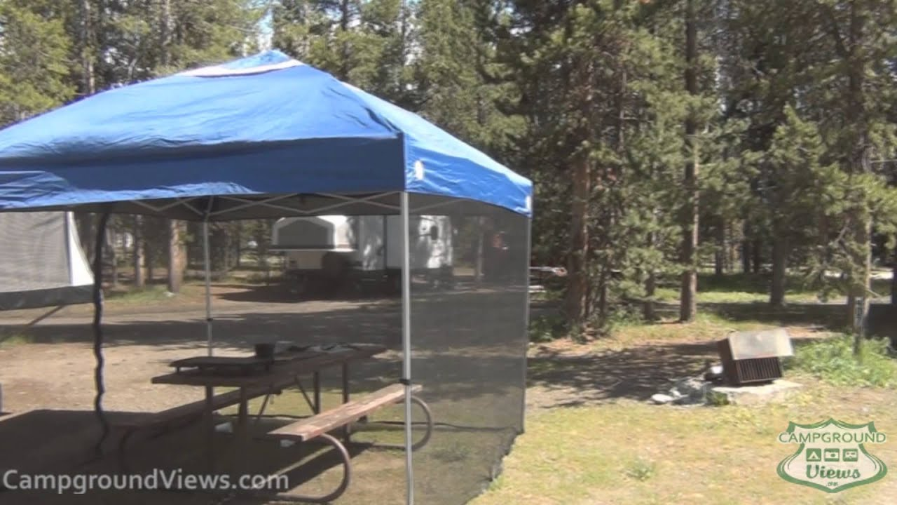Headwaters campground rv at flagg for Headwaters cabins gran teton recensioni