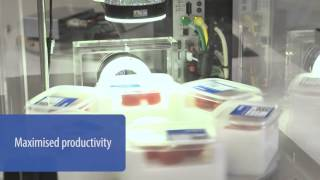 Inspection and Serialization demo at the PPMA 2015