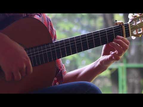 Loch Maree - Celtic Guitar Music - Casimiro Lozano 1A