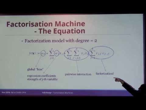 Building a Social Network Content Recommendation  Service Using Factorisation Machines - Conor Duke