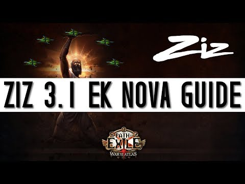 Path Of Exile - 3.1 Ethereal Knives Inquisitor Guide - Zizaran