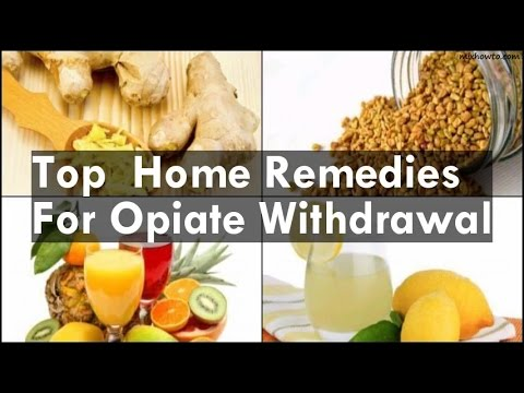 home-remedies-for-opiate-withdrawal