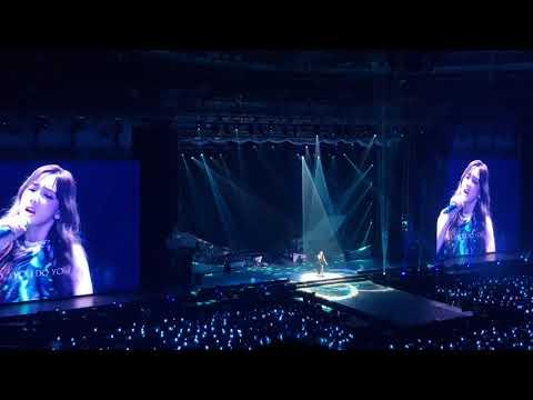 200119 Taeyeon Concert I  Do , 사계 Four Seasons