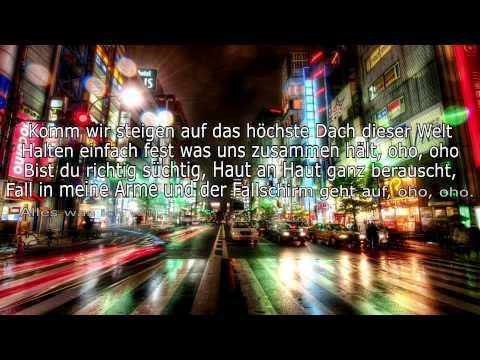 Atemlos durch die Nacht - Helene Fischer [Lyrics]