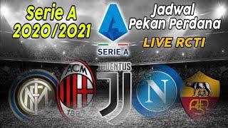 Jadwal Liga Italia Malam Ini | Pekan 1 Serie A 2020/2021