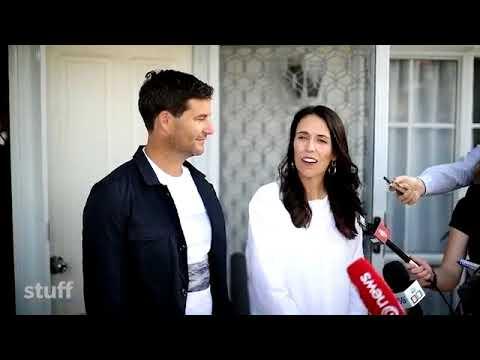 Newzealand Prime Ministee  Jecinda Ardern is pregnant