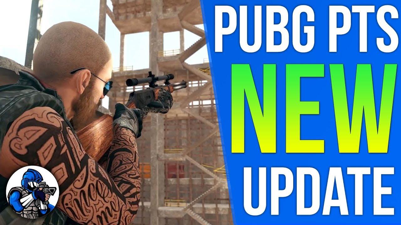 Pubg Pts Update