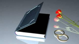 Fondo Video Background Full HD Wedding Album Chromakey