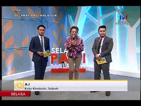 Intan Sarafina - Interview & Kembali -  Selamat Pagi Malaysia 26 Sept 2017