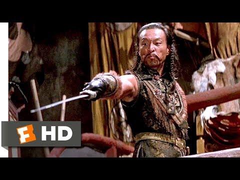The Phantom (7/9) Movie CLIP - The Brotherhood (1996) HD