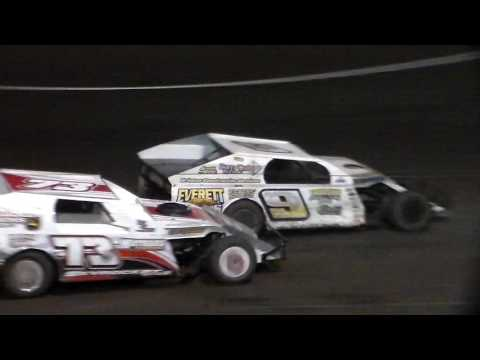 Modified Amain @ Hancock County Speedway 07/07/17