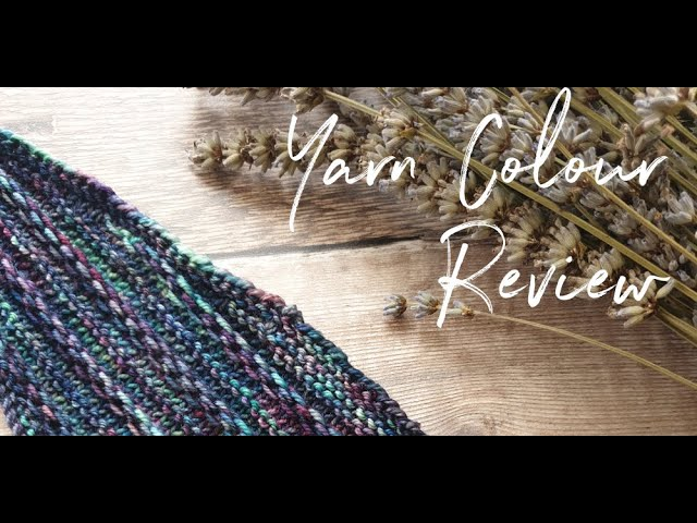 Malabrigo Yarn Colour Review
