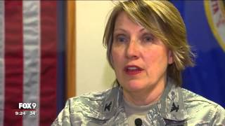 Minnesota National Guard names first female general