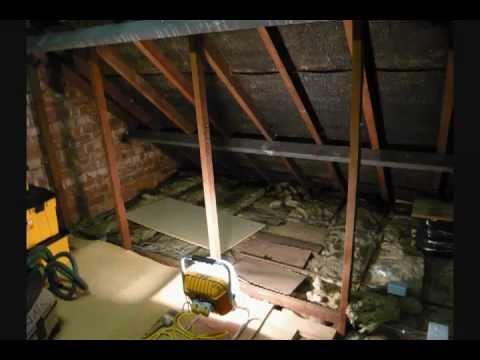 Converting my attic part 1 youtube solutioingenieria Images