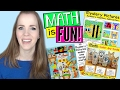 MATH IS FUN! | FUN MATH PRACTICE FROM PINK CAT STUDIO | HOMESCHOOL REVIEW