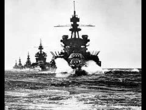 Victory At Sea [HUNTING THE BISMARK AND THE YAMATO]
