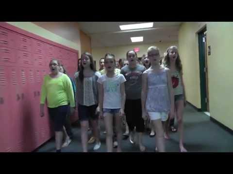 Hornell Intermediate School  Heal The World