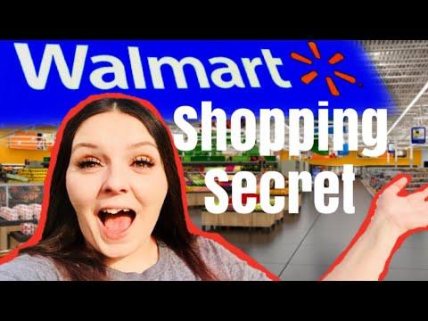 My Favorite Walmart Shopping Secret Revealed!
