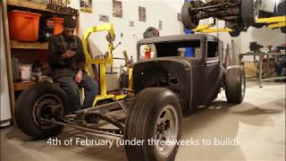 Rat Rod Build Part 1