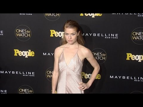 Genevieve Angelson attends People's 2016