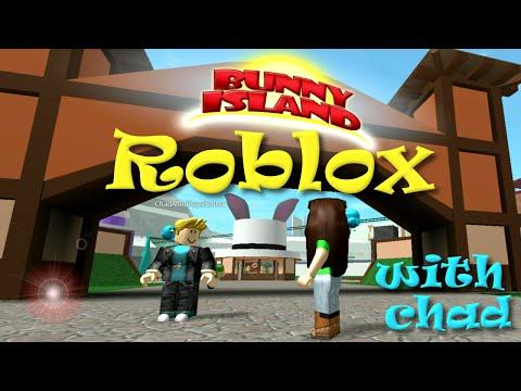 ROBLOX Bunny Island Theme Park with Chad