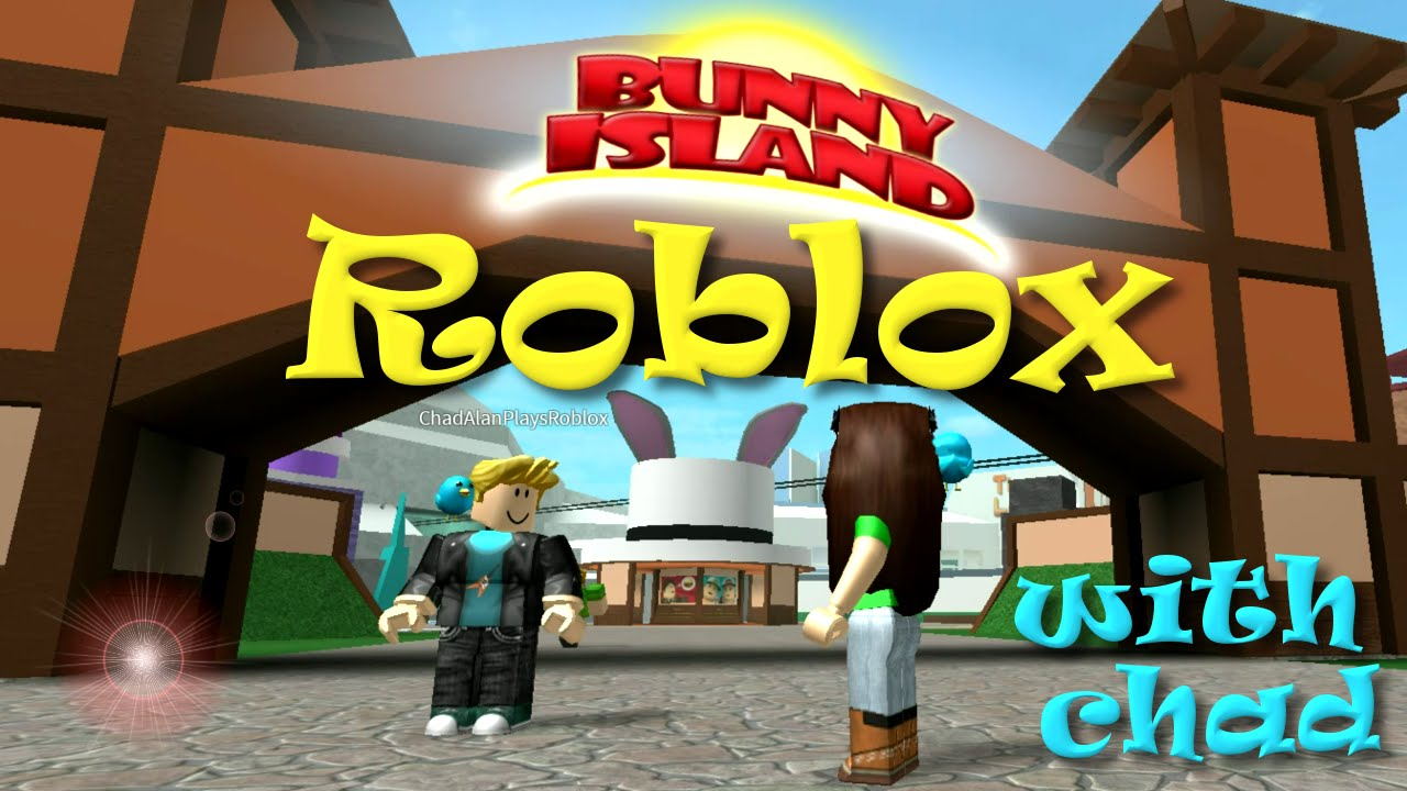 Roblox Bunny Island Theme Park With Chad Doovi