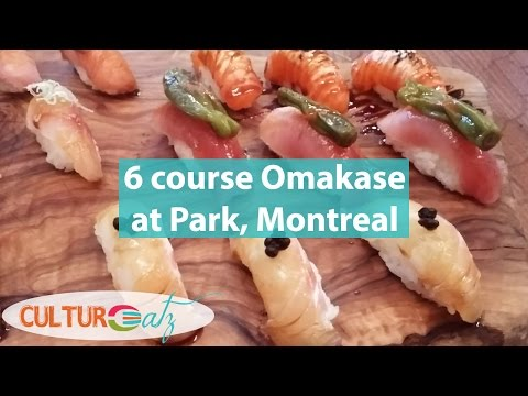 Review Of Park, A Fish-centric Japanese Fusion Fare Restaurant In Montreal
