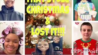 THE BULLDOG THAT STOLE CHRISTMAS & LOST IT!! 1&2