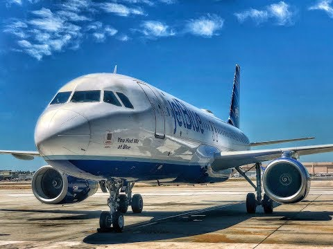 Flying JetBlue For The First Time! | LGB-OAK