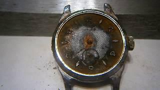 Часы Маяк СССР 50 лет в воде