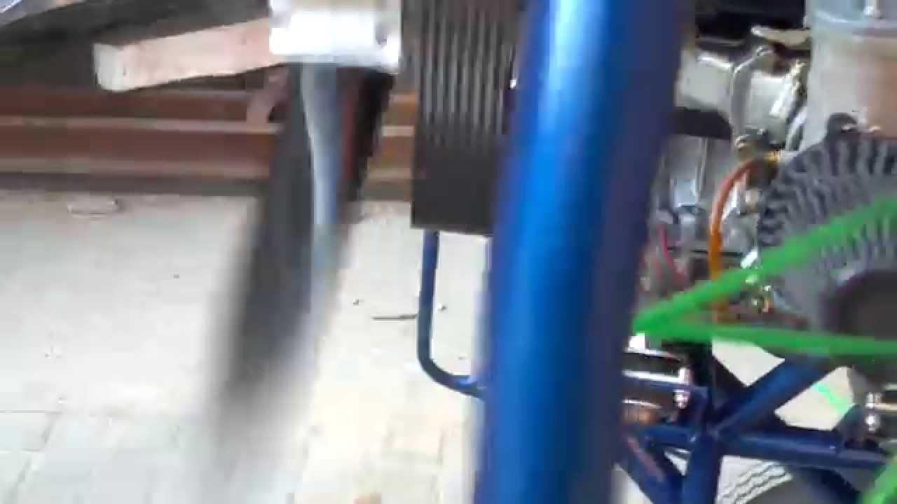 Ремонт снегохода ARCTIC CAT Z 1 ремонт и усиление ходовки, простой .