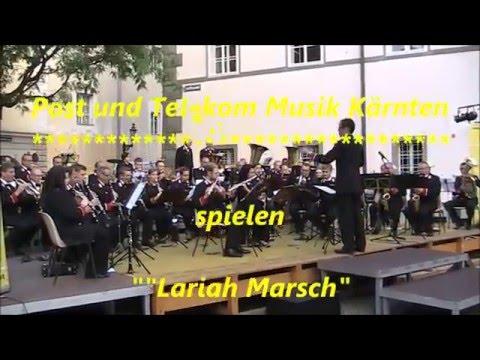 """Post und Telekom Musik Kärnten - """"Lariah Marsch"""""""