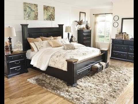 Breen collection b631 by ashley signature design youtube for Annifern poster bedroom collection