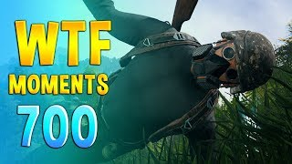 PUBG WTF Funny Daily Moments Highlights Ep 700