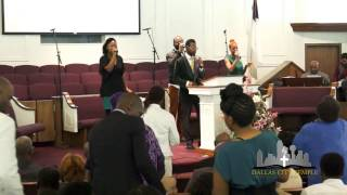 """Yes,"" Dallas City Temple Praise & Worship, November 8, 2014"