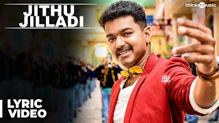 jithu jilladi song with lyrics theri vijay samantha amy jackson atlee gvprakash kumar
